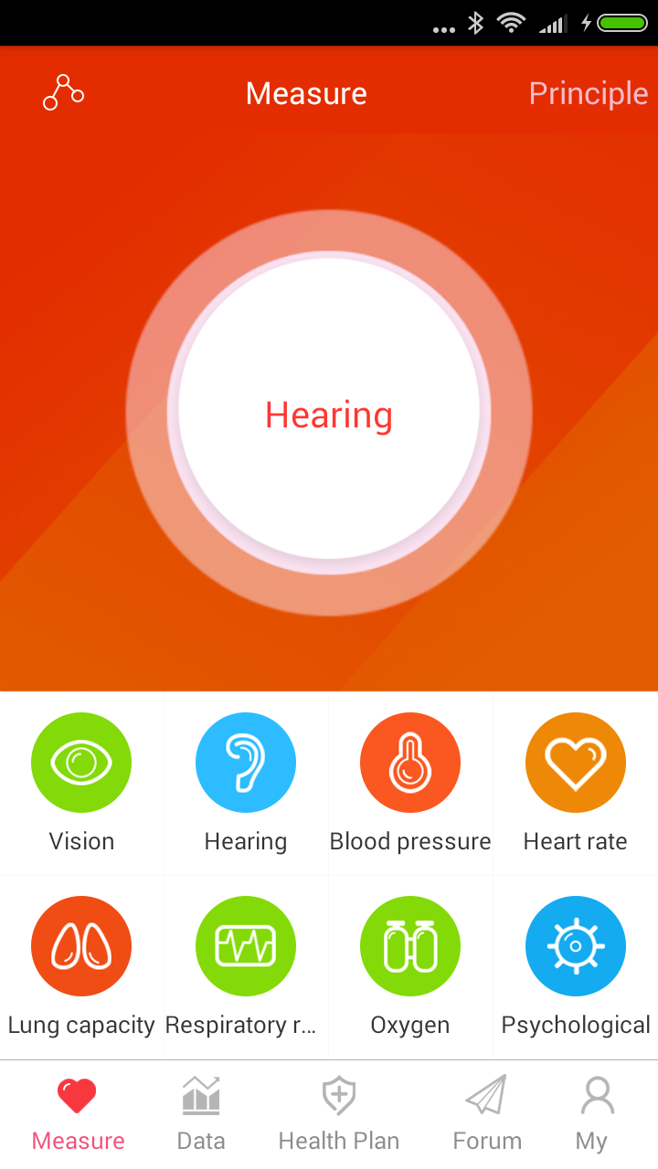 iCare Hearing Test could check your ear